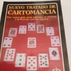 Libros de segunda mano: NUEVO TRATADO DE CARTOMANCIA. GUÍA PARA ADIVINAR EL DESTINO Y LA FORTUNA CON LAS CARTAS. Lote 195681786