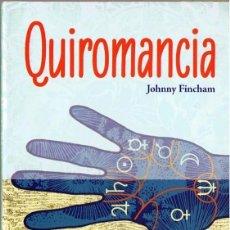 Libros de segunda mano: QUIROMANCIA JOHNNY FINCHAM . Lote 195737161