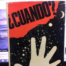 Libros de segunda mano: ?CUANDO ?EXTRATERRESTRES EN LA TIERRA. Lote 196139581