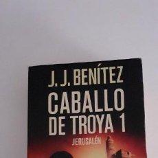 Libros de segunda mano: CABALLO DE TROYA 1 - JERUSALÉN. Lote 197513255