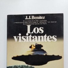 Libros de segunda mano: LOS VISITANTES. J.J. BENÍTEZ. PLANETA. TDK443. Lote 197768963