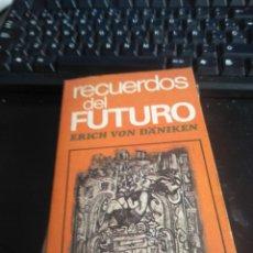 Libros de segunda mano: RECUERDOS DEL FUTURO. DANIKEN GIJO. Lote 197877272