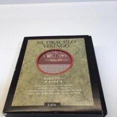 Libros de segunda mano: EL ORÁCULO VIKINGO. Lote 200161493