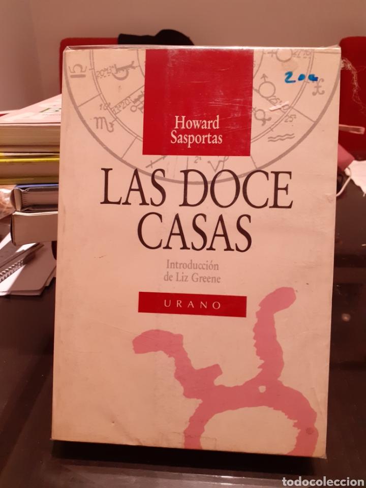 LAS DOCE CASAS (Libros de Segunda Mano - Parapsicología y Esoterismo - Numerología y Quiromancia)