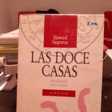 Livres d'occasion: LAS DOCE CASAS. Lote 204306326