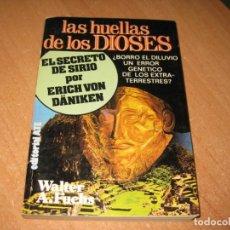 Libros de segunda mano: LAS HUELLAS DE LOS DIOSES WALTER A. FUEHS. Lote 205070901