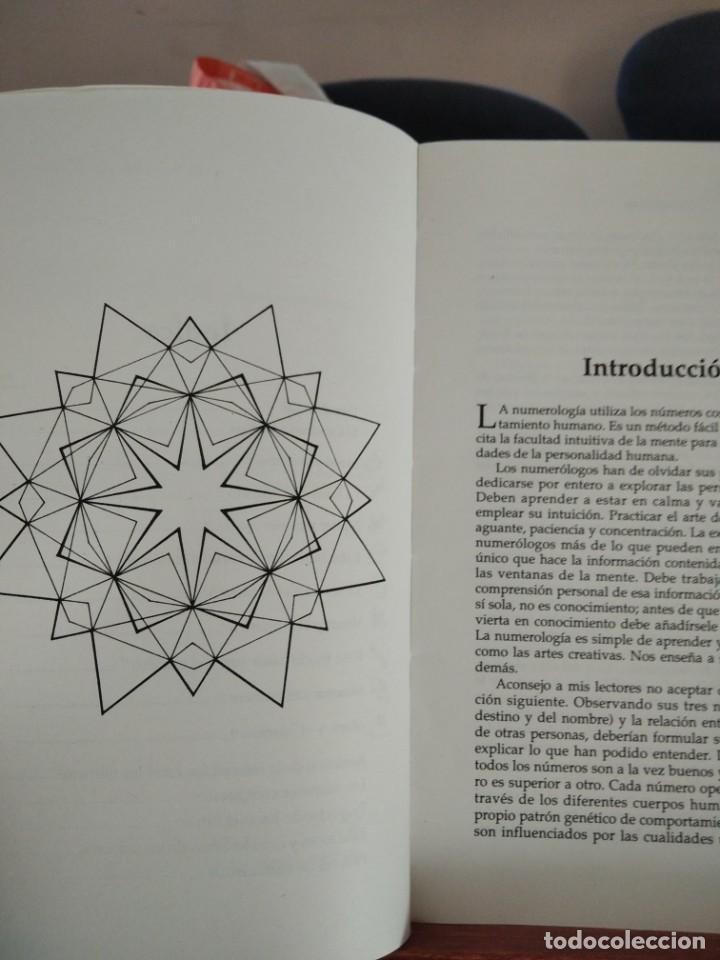 Libros de segunda mano: NUMEROLOGIA-Con el tantra,el avuryeda y la astrologia hindu-HARISH JOHARI-EDAF-1995 - Foto 9 - 205251743