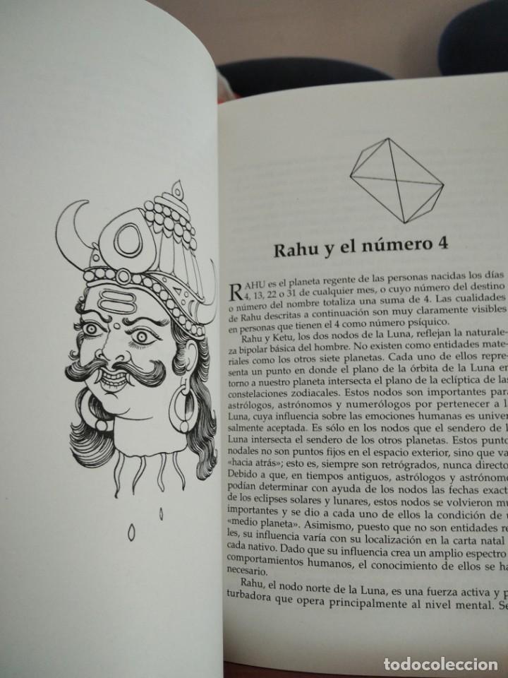 Libros de segunda mano: NUMEROLOGIA-Con el tantra,el avuryeda y la astrologia hindu-HARISH JOHARI-EDAF-1995 - Foto 10 - 205251743