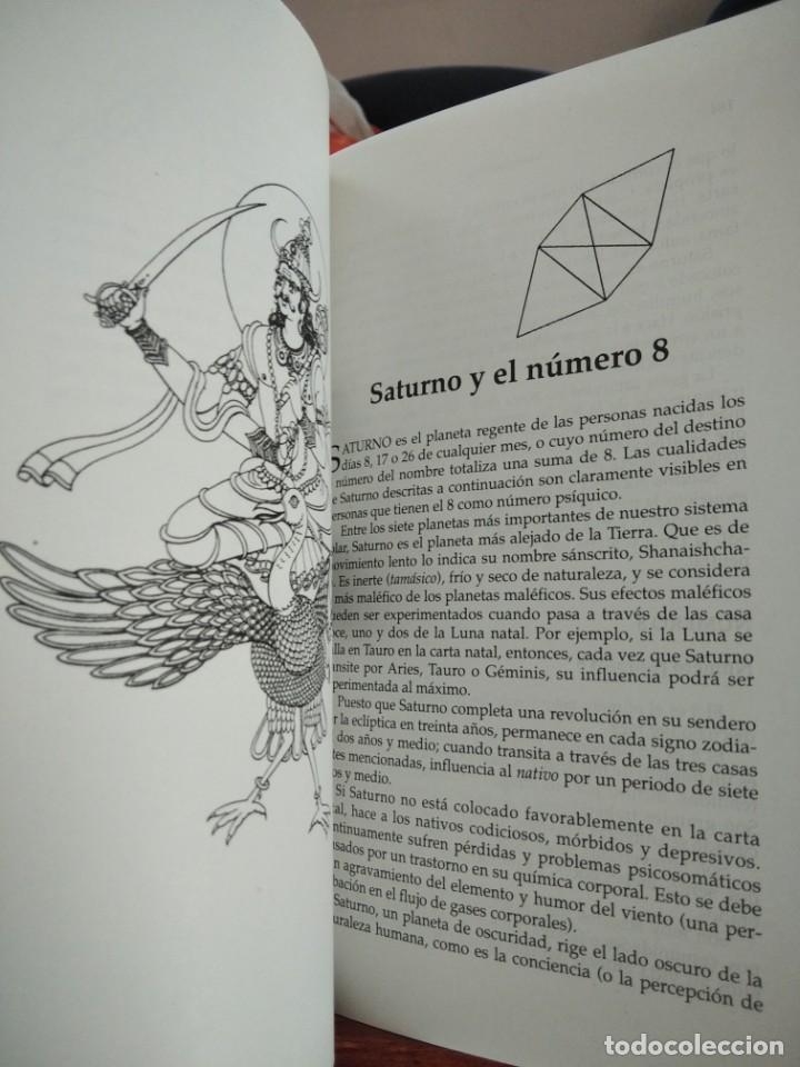 Libros de segunda mano: NUMEROLOGIA-Con el tantra,el avuryeda y la astrologia hindu-HARISH JOHARI-EDAF-1995 - Foto 14 - 205251743