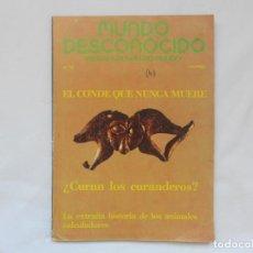 Libros de segunda mano: MUNDO DESCONOCIDO MISTERIOS DE NUESTRO MUNDO Nº 16.. Lote 205457005