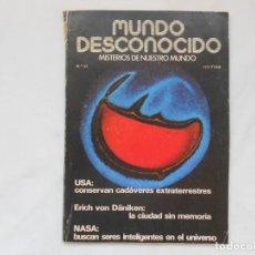 Libros de segunda mano: MUNDO DESCONOCIDO MISTERIOS DE NUESTRO MUNDO Nº 33. Lote 205457030