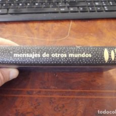 Libros de segunda mano: MENSAJES DE OTROS MUNDOS, JUAN JOSÉ ABAD. 1.978 CÍRCULOS DE AMIGOS DE LA HISTORIA. Lote 205647753