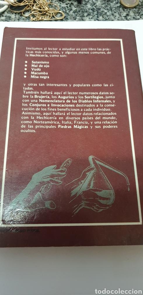Libros de segunda mano: Hechizos y sortilegios . Hans Krofer - Foto 2 - 205841553