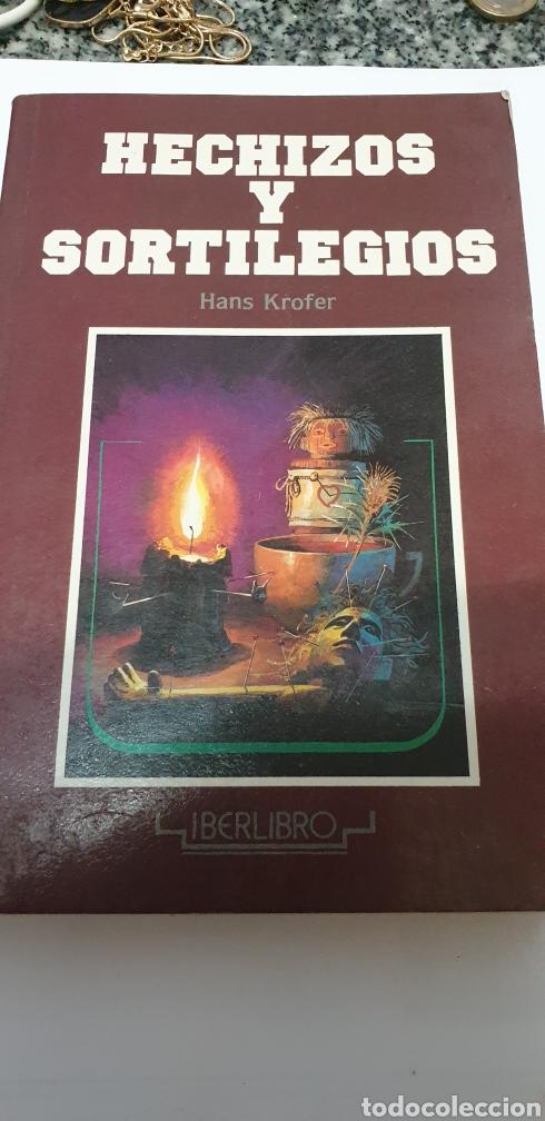 HECHIZOS Y SORTILEGIOS . HANS KROFER (Libros de Segunda Mano - Parapsicología y Esoterismo - Numerología y Quiromancia)