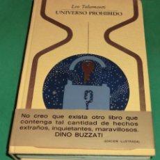 Libros de segunda mano: COLECCIÓN OTROS MUNDOS - LEO TALAMONTI : UNIVERSO PROHIBIDO. Lote 205850452
