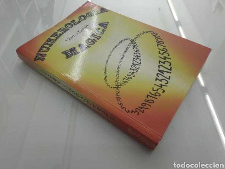 Libros de segunda mano: NUMEROLOGÍA MAGICA GLADYS LOBOS NESTINAR S.L. 2000 DESCATALOGADO RARO Y BUSCADO BUEN ESTADO - Foto 2 - 206320645