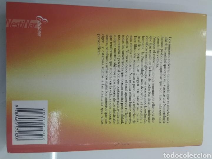 Libros de segunda mano: NUMEROLOGÍA MAGICA GLADYS LOBOS NESTINAR S.L. 2000 DESCATALOGADO RARO Y BUSCADO BUEN ESTADO - Foto 4 - 206320645