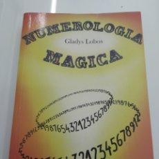 Libros de segunda mano: NUMEROLOGÍA MAGICA GLADYS LOBOS NESTINAR S.L. 2000 DESCATALOGADO RARO Y BUSCADO BUEN ESTADO. Lote 206320645