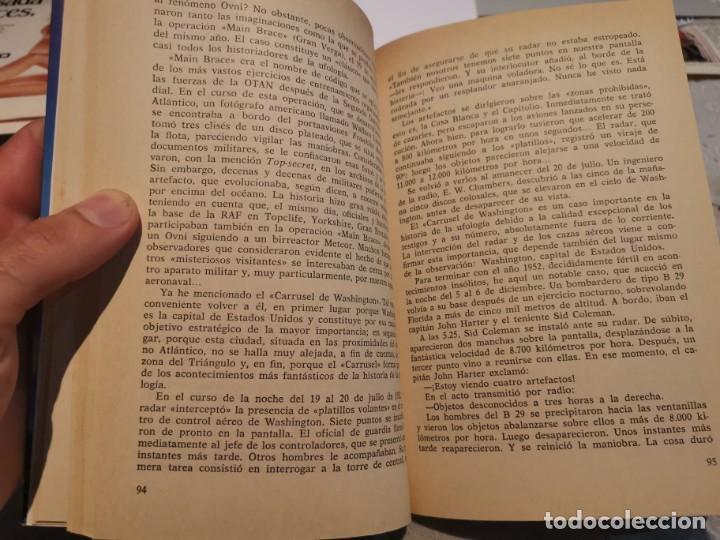 Libros de segunda mano: EL TRIANGULO DE LAS BERMUDAS BASE SECRETA DE LOS OVNIS JEAN PRACHAN MARTÍNEZ ROCA 1982 - Foto 4 - 206393326