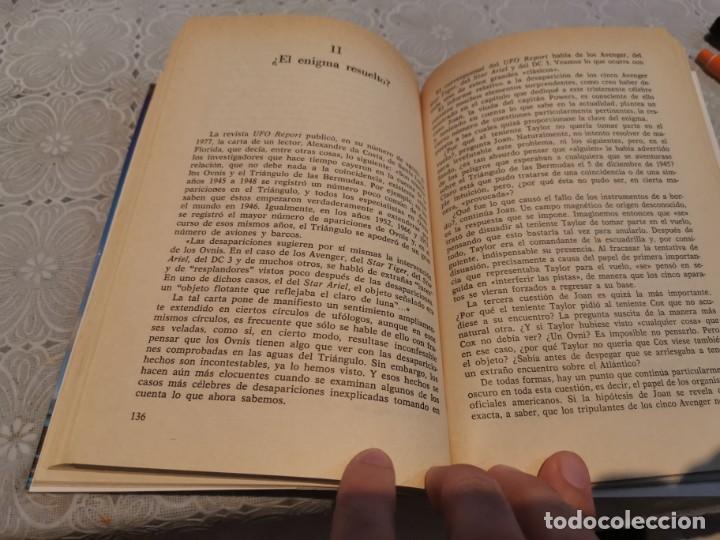 Libros de segunda mano: EL TRIANGULO DE LAS BERMUDAS BASE SECRETA DE LOS OVNIS JEAN PRACHAN MARTÍNEZ ROCA 1982 - Foto 5 - 206393326