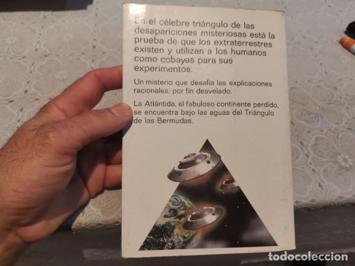 Libros de segunda mano: EL TRIANGULO DE LAS BERMUDAS BASE SECRETA DE LOS OVNIS JEAN PRACHAN MARTÍNEZ ROCA 1982 - Foto 6 - 206393326