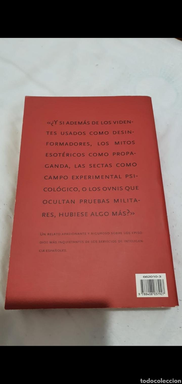 Libros de segunda mano: Los expedientes secretos 1° edición 2001 por Manuel Carballal. Muy raro. - Foto 2 - 206400538
