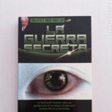 Livres d'occasion: LA GUERRA SECRETA PHILIP J. CORSO UFOLOGIA OVNIS MUY RARO. Lote 207247778