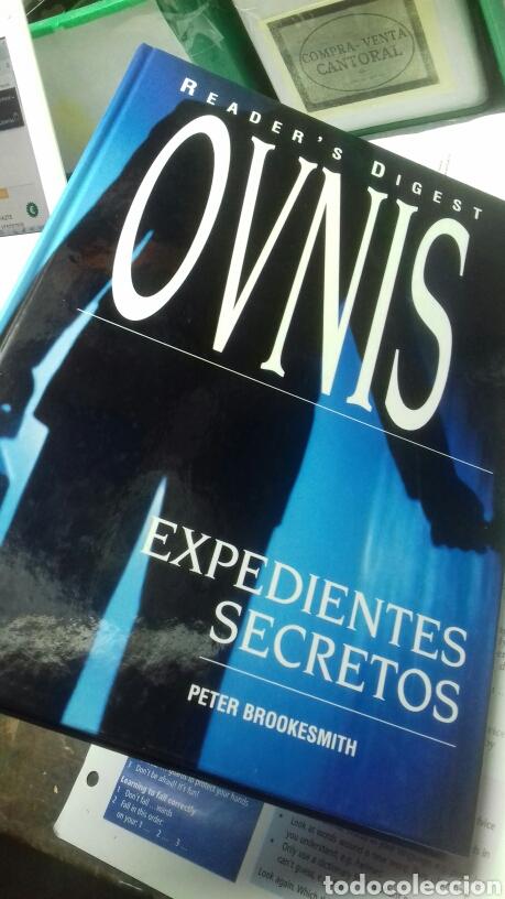 OVNIS. EXPEDIENTES SECRETOS. PETER BROOKESMITH (Libros de Segunda Mano - Parapsicología y Esoterismo - Ufología)