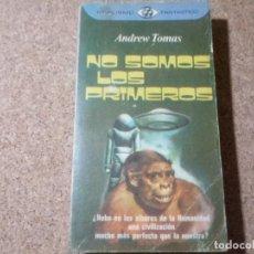 Livres d'occasion: NO SOMOS LOS PRIMEROS DE ANDREW TOMAS. Lote 207899367