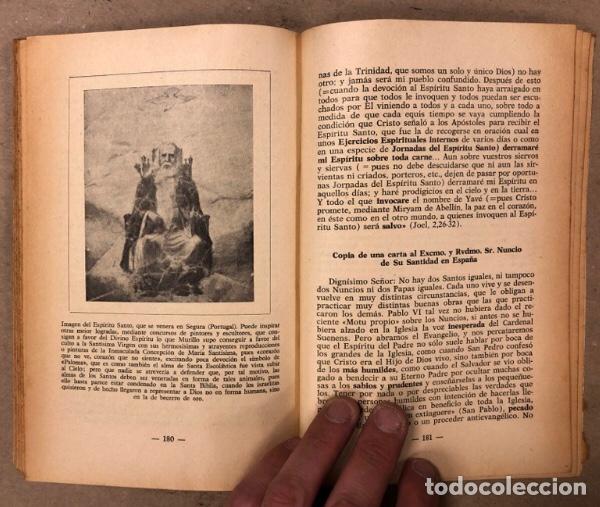 Libros de segunda mano: JEREMÍAS LÓPEZ DE S. LOTE DE 2 LIBROS (PRÓXIMA, HISTÓRICA Y AUTÉNTICA VENIDA DE LOS EXTRATERRESTRES - Foto 9 - 209169562