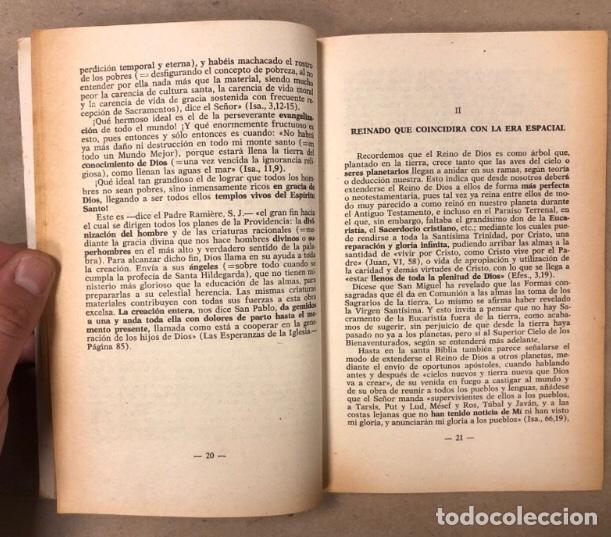 Libros de segunda mano: JEREMÍAS LÓPEZ DE S. LOTE DE 2 LIBROS (PRÓXIMA, HISTÓRICA Y AUTÉNTICA VENIDA DE LOS EXTRATERRESTRES - Foto 14 - 209169562