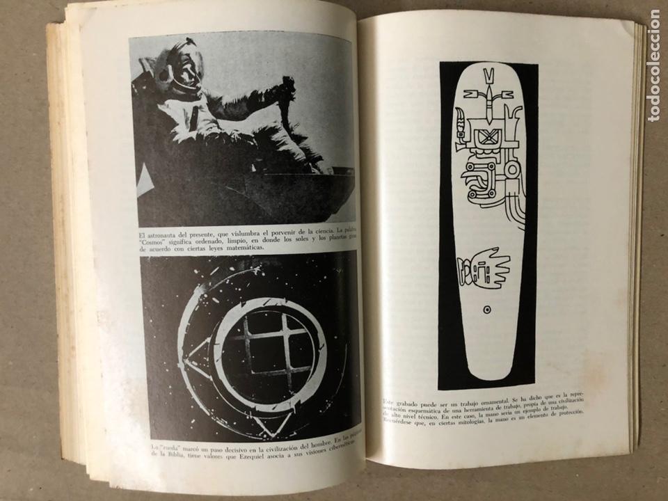 Libros de segunda mano: ¿FUE JEHOVÁ UN COSMONAUTA?. RICARDO SANTANDER BATALLA. EDITORIAL ORBE 1975. - Foto 8 - 240868605