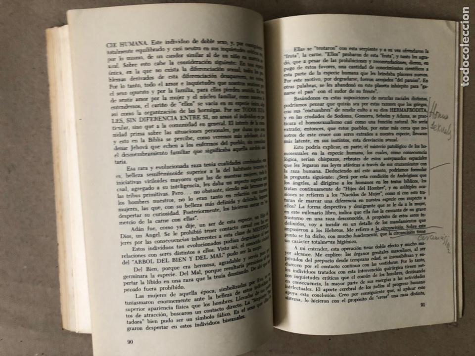 Libros de segunda mano: ¿FUE JEHOVÁ UN COSMONAUTA?. RICARDO SANTANDER BATALLA. EDITORIAL ORBE 1975. - Foto 9 - 240868605