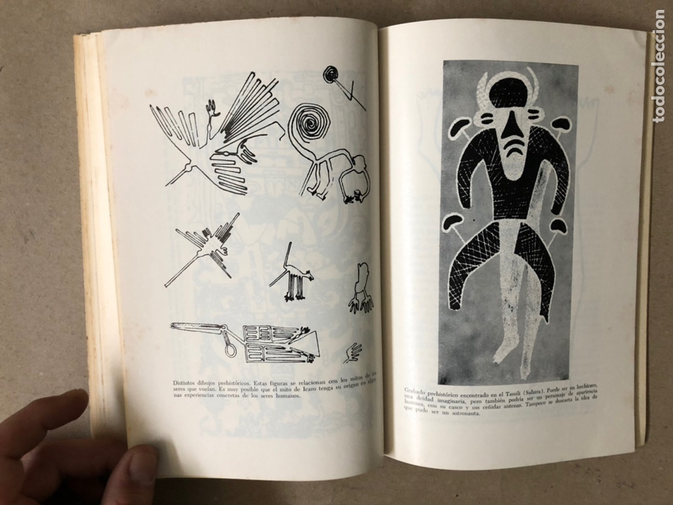 Libros de segunda mano: ¿FUE JEHOVÁ UN COSMONAUTA?. RICARDO SANTANDER BATALLA. EDITORIAL ORBE 1975. - Foto 10 - 240868605
