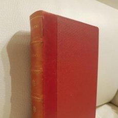 Livres d'occasion: TOMO DE LUJO CON 2 OBRAS DE C. G. JUNG -SOBRE COSAS QUE SE VEN EN EL CIELO Y PRESENTE Y FUTURO-OVNIS. Lote 209971933