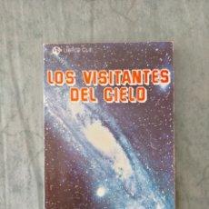 Libros de segunda mano: LOS VISITANTES DEL CIELO, EUGENIO DANYANS. Lote 210285870