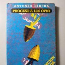 Libros de segunda mano: ANTONIO RIVERA PROCESO A LOS OVNIS DOPESA ENVÍO CERTIF 5,99. Lote 210561516