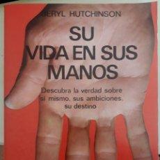 Libros de segunda mano: BERYL HUTCHINSON . SU VIDA EN SUS MANOS. Lote 210815841
