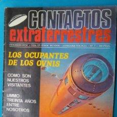 Libros de segunda mano: CONTACTOS EXTRATERRESTRES - LOS OCUPANTES DE LOS OVNIS. Lote 211592157