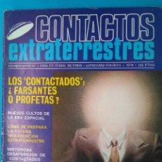 Libros de segunda mano: CONTACTOS EXTRATERRESTRES - LOS CONTACTADOS : ¿ FARSANTES O PROFETAS?. Lote 211592905