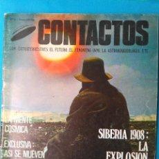 Libros de segunda mano: CONTACTOS EXTRATERRESTRES - SIBERIA 1908: LA EXPLOSIÓN QUE ILUMINÓ LA TIERRA. Lote 211593801