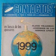 Libros de segunda mano: CONTACTOS EXTRATERRESTRES - 1999 ¡ EL MUNDO TERMINÓ YA OTRA VEZ!. Lote 211594086