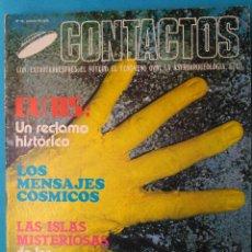 Libros de segunda mano: CONTACTOS EXTRATERRESTRES - LOS MENSAJES CÓSMICOS. Lote 211594516