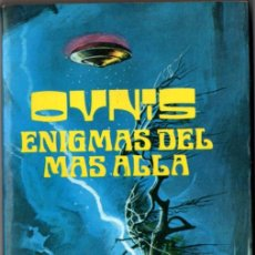 Libros de segunda mano: MARIUS LLEGET : OVNIS - ENIGMAS DEL MÁS ALLA´(1979). Lote 211800567