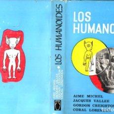 Libros de segunda mano: A. MICHEL, J. VALLÉE Y OTROS : LOS HUMANOIDES (POMAIRE, 1967)). Lote 211889246