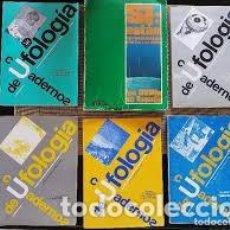 Livres d'occasion: CUADERNOS DE UFÓLOGIA Nº 24 (ACT.3) 3ª ÉPOCA. Lote 213252901
