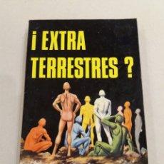 Libros de segunda mano: EXTRATERRESTRES MODESTO VAZQUEZ UFOLOGIA. Lote 213591292