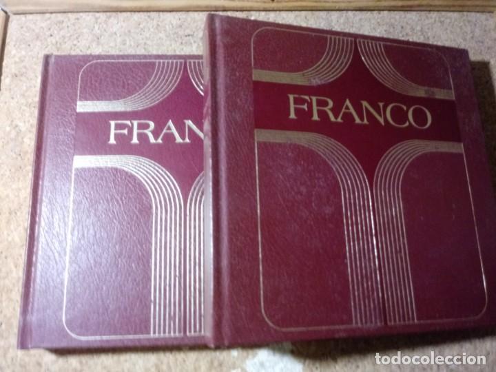 LIBROS DE FRANCO ESPAÑA Y LOS ESPAÑOLES DE AMIGOS DE LA HISTORIA 1975 (Libros de Segunda Mano - Parapsicología y Esoterismo - Ufología)