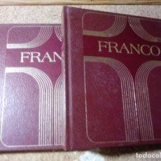 Libros de segunda mano: LIBROS DE FRANCO ESPAÑA Y LOS ESPAÑOLES DE AMIGOS DE LA HISTORIA 1975. Lote 213636876