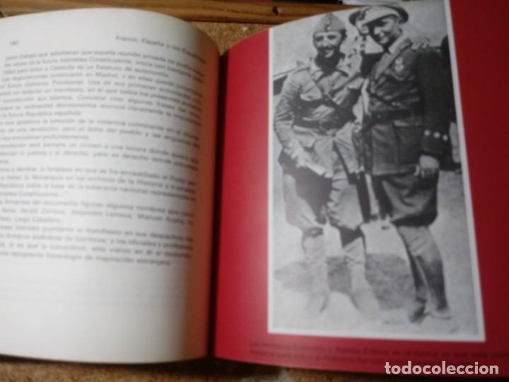 Libros de segunda mano: LIBROS DE FRANCO ESPAÑA Y LOS ESPAÑOLES DE AMIGOS DE LA HISTORIA 1975 - Foto 4 - 213636876